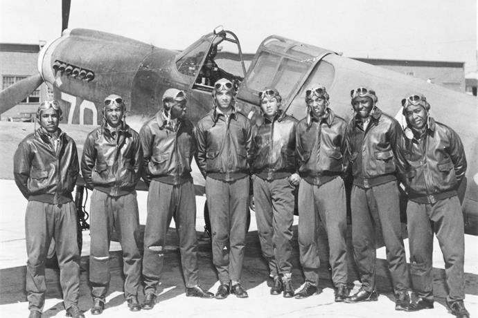 Tuskegee Airmen, Doolittle Raiders among those honored at EAA_-2863456471563549754