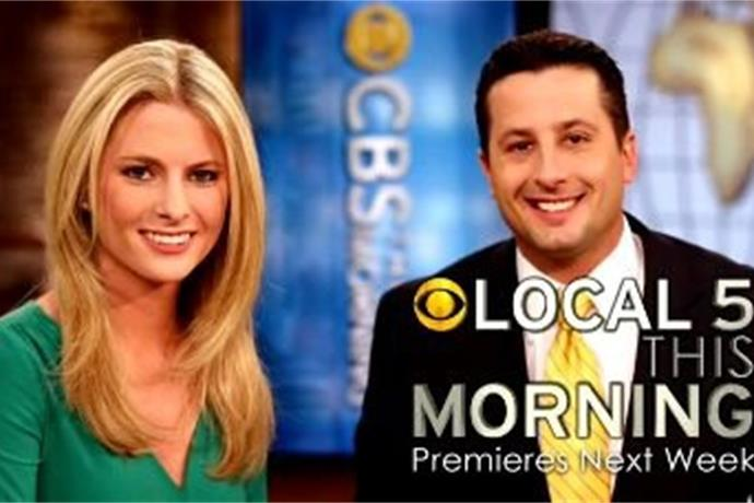 Local Five to premiere new morning show, anchor team_1996493127663635675