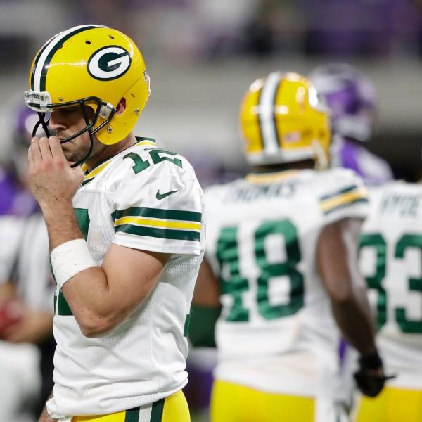Vikings hand Packers first loss of 2016 season