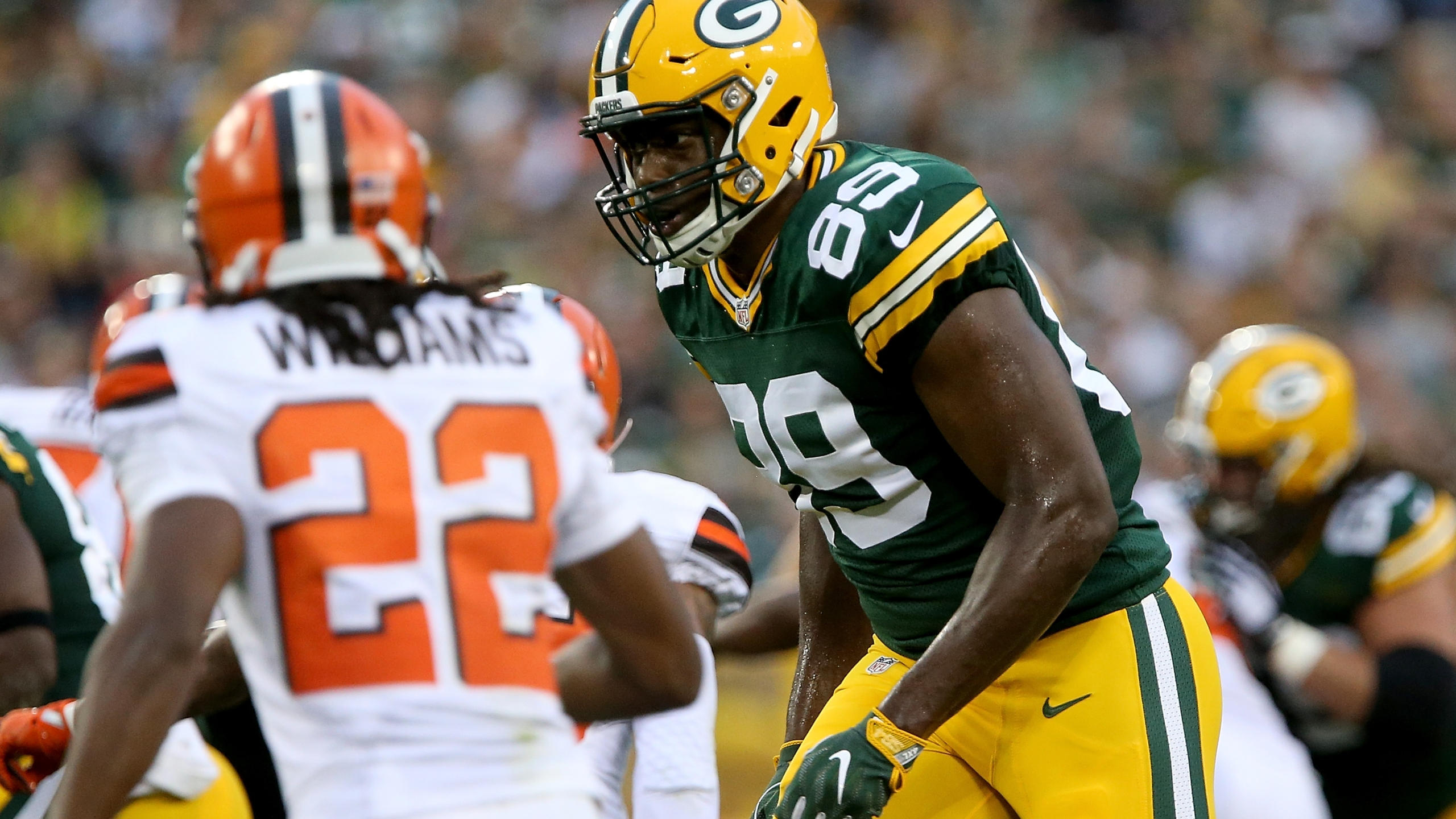 Packers Jared Cook