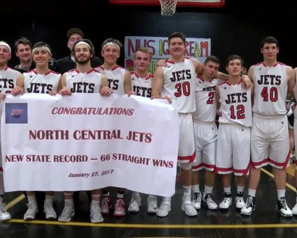North Central breaks MHSAA consecutive wins record_57771285