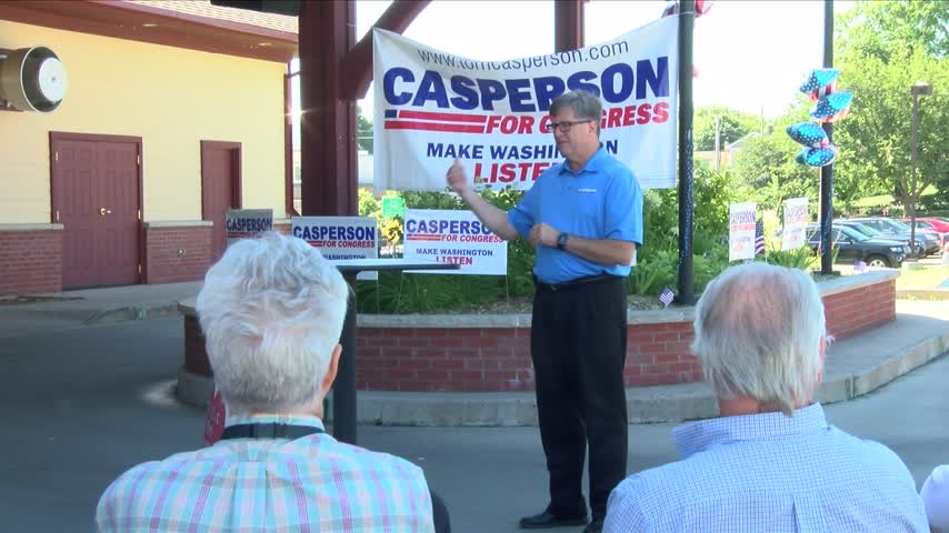 Tom Casperson visits Downtown Marquette on Upper Michigan_90648970-159532
