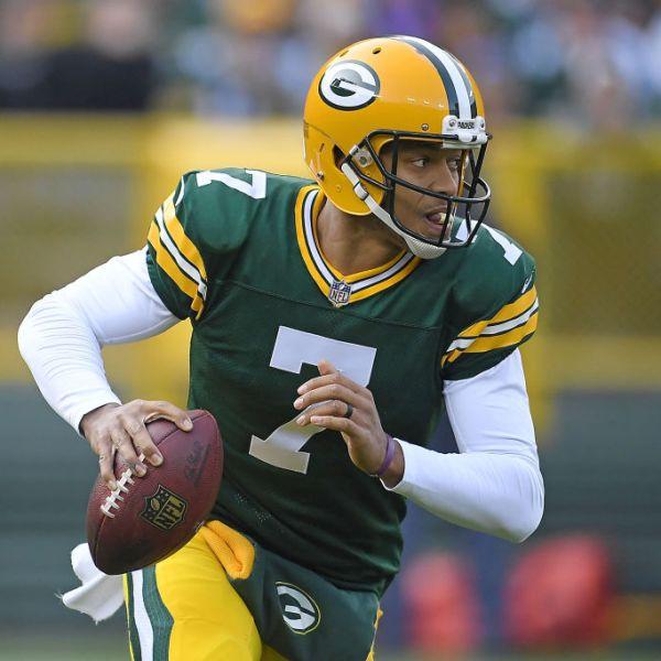 Packers Brett Hundley vs Tampa Bay Buccaneers