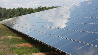 Big scale solar multi cryptocurrency mining