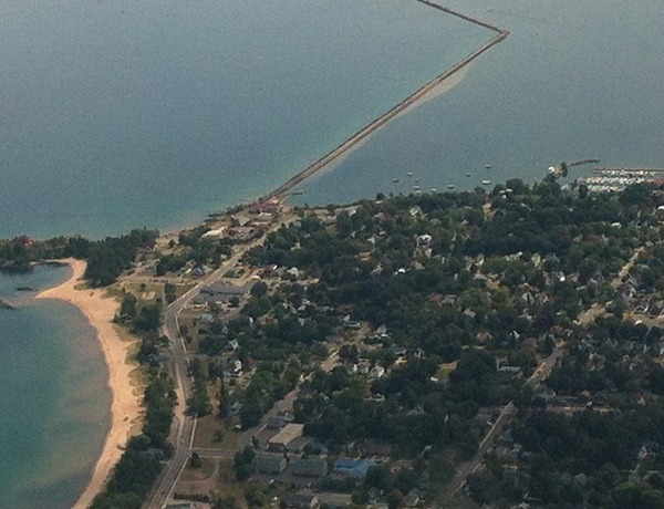 An aerial view of Marquette_-8260206024239199199