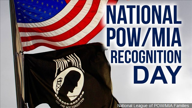 POW, MIA Recognition Day