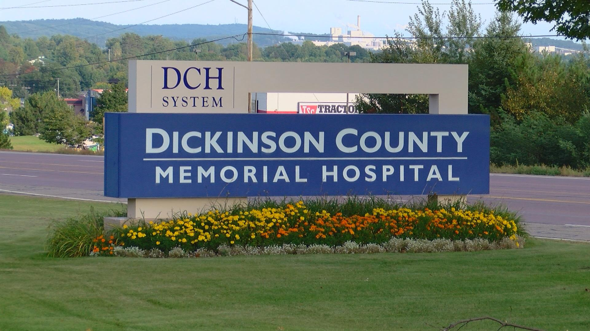 Dickinson county memorial hospital
