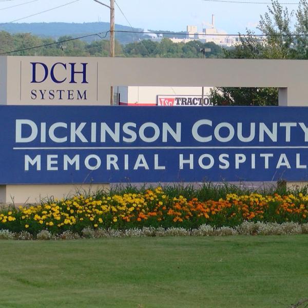 Dickinson county memorial hospital
