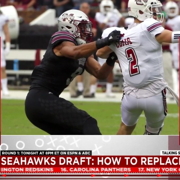 After solidifying offense, Seahawks target defensive playmaker