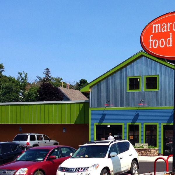 Marquette food co-op