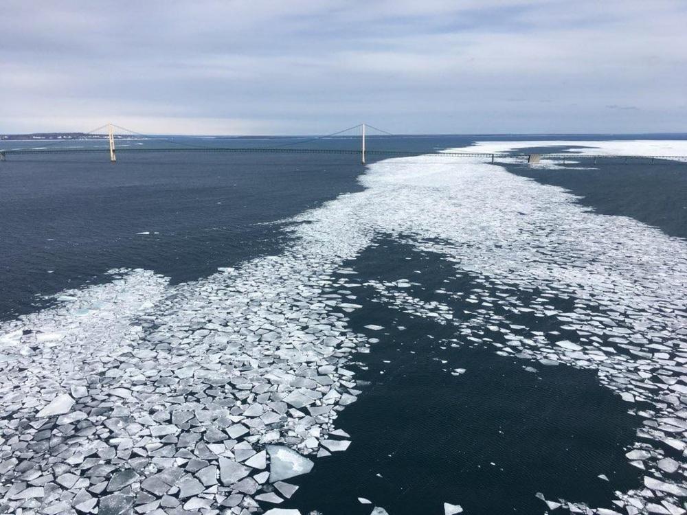Straits of Mackinac 1