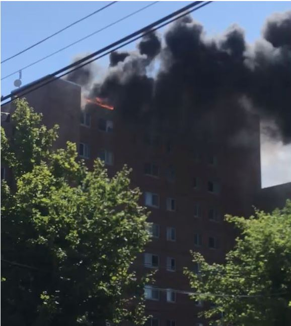 Marquette Apartments: Fire At Pine-Ridge Apartments In Marquette