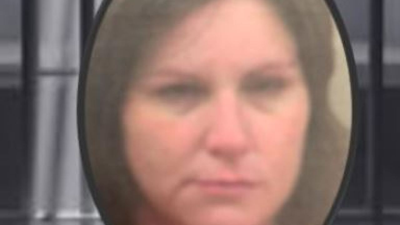 Kingsford Woman Arrested