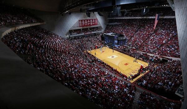 Indiana University Basketball Stadium