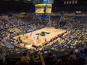 Michigan basketball stadium
