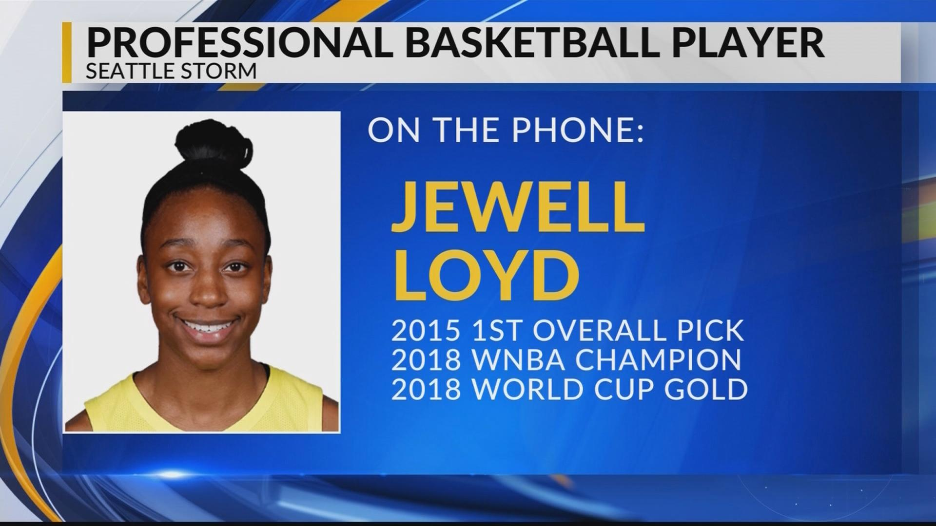 Jewell Loyd