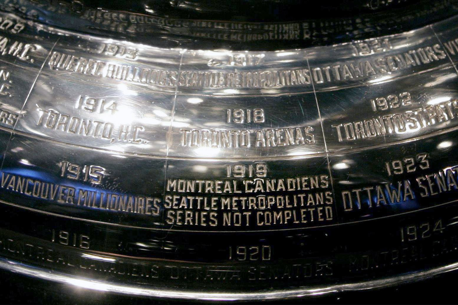 1919 Stanley Cup