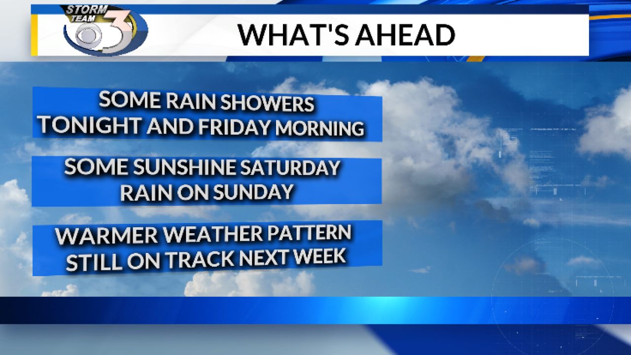 LOCAL 3 THURSDAY NIGHT WEATHER FORECAST 5/14/2020 | WJMN - UPMatters.com