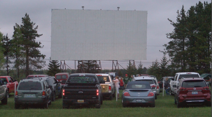 US Highway 2 Drive-In Theater