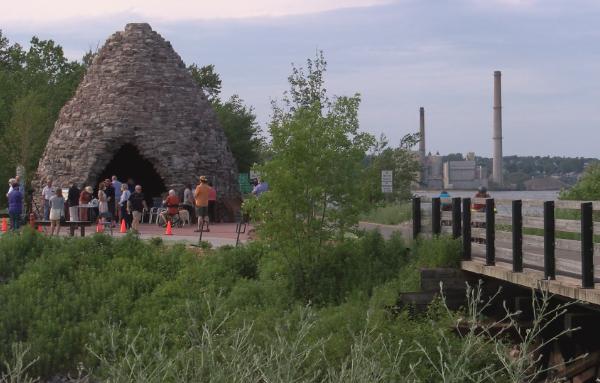 Carp River Kiln (Marquette, Michigan)