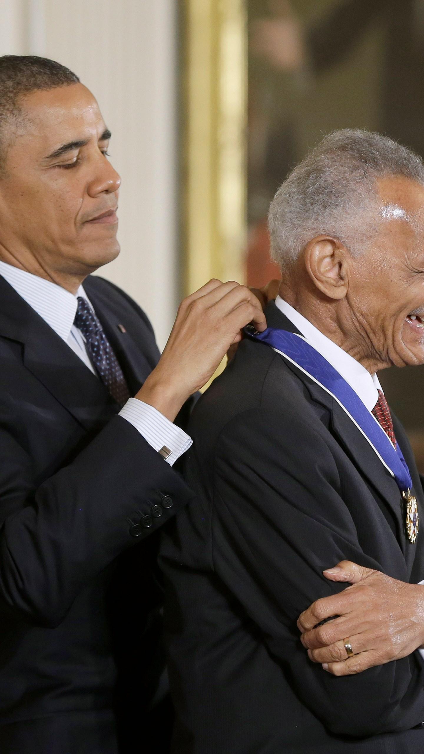 Barack Obama, Cordy Tindell 'C.T.' Vivian