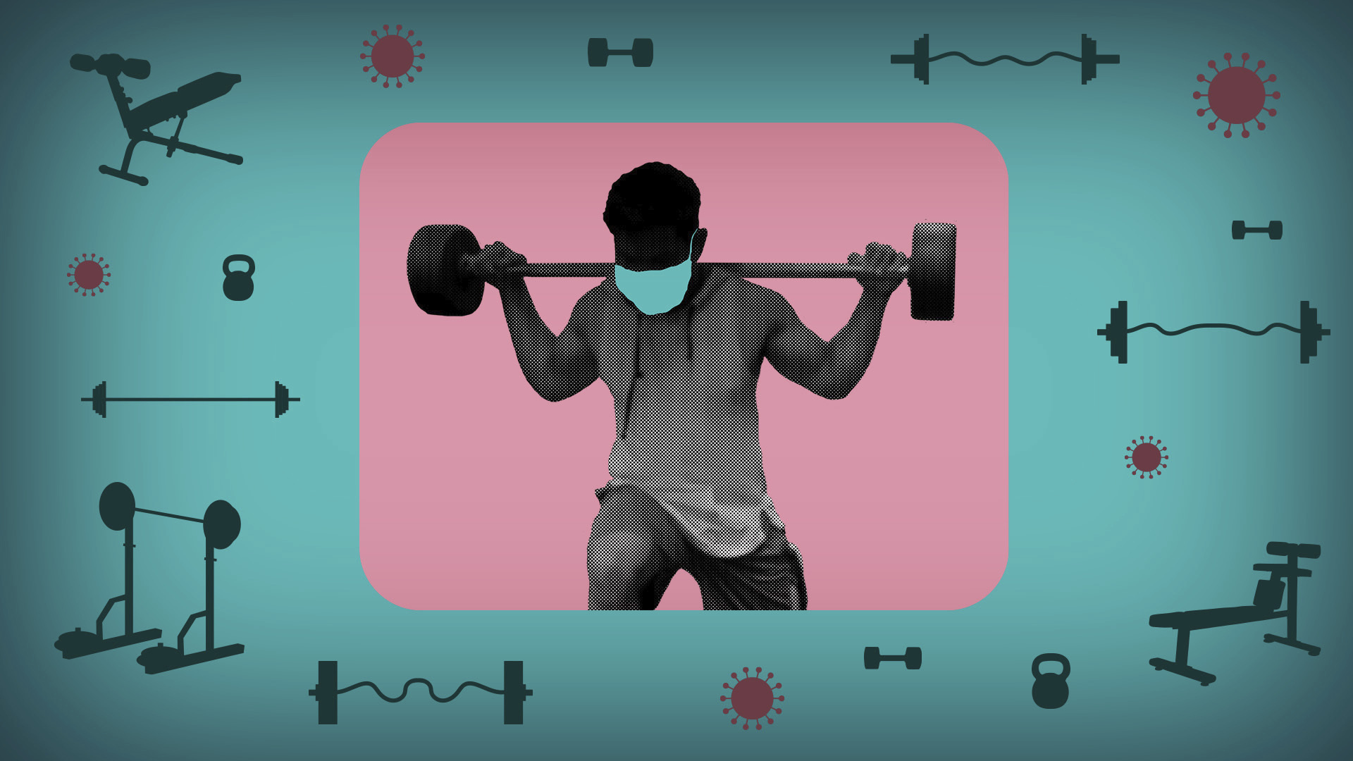 VIRUS OUTBREAK VIRAL QUESTIONS GYMS