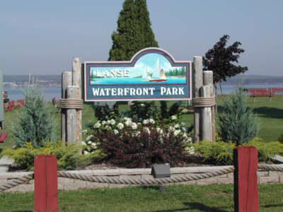 L'anse waterfront park