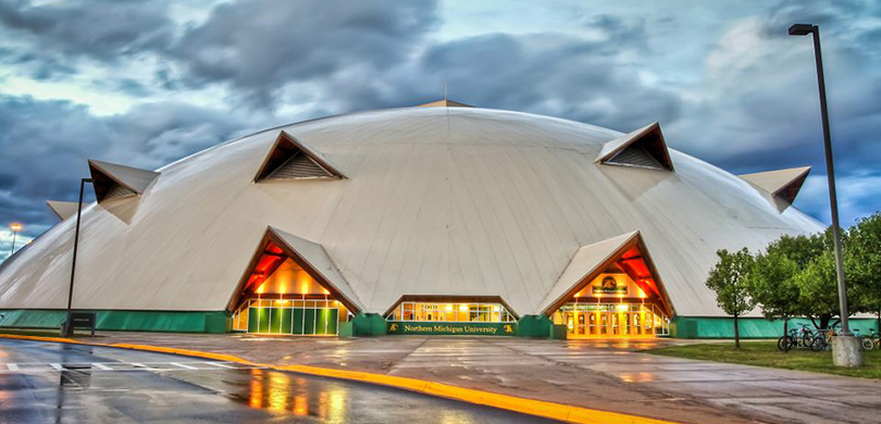 NMU Superior Dome