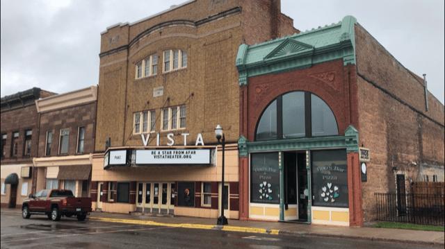Vista Theater Negaunee