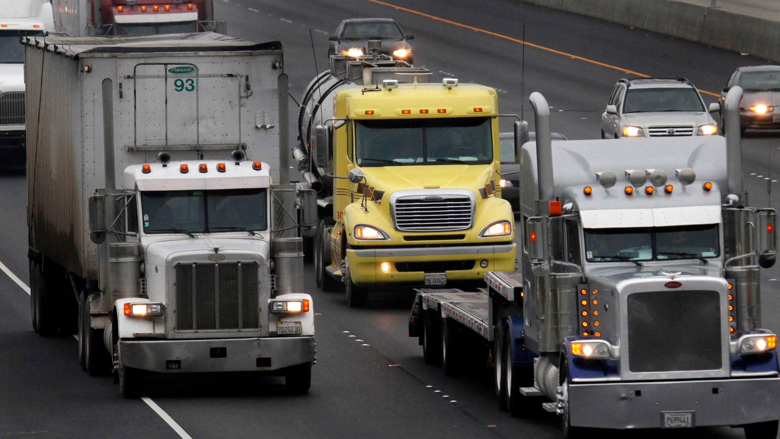 Trucks Travel