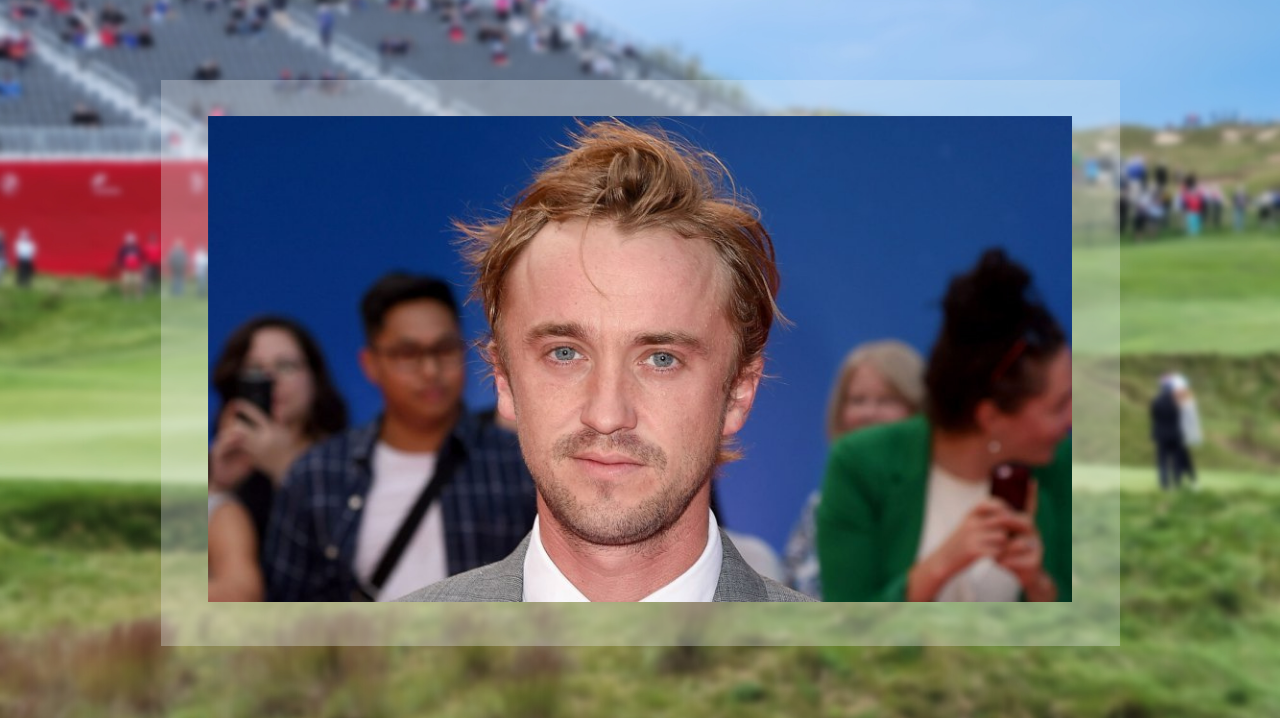 Actor Tom Felton collapses during 2021 Ryder Cup held in WI - WJMN - UPMatters.com